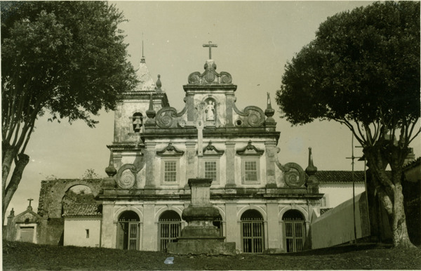 Convento de Santo Antonio : Cairu, BA - [19--]