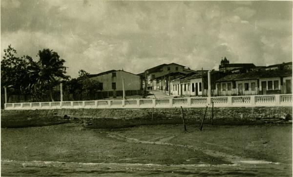 Porto de Caim : Cairu, BA - 1957
