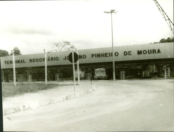 Terminal Rodoviário Joviano Pinheiro de Moura : Camacan, BA - [19--]