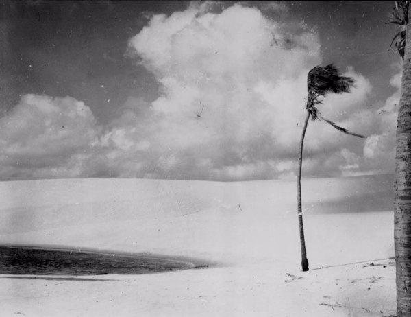 Praia do Arpoador em Fortaleza (CE) - maio. 1952