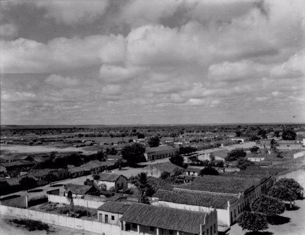 Cidade de Jaguaruana (CE) - jun. 1952