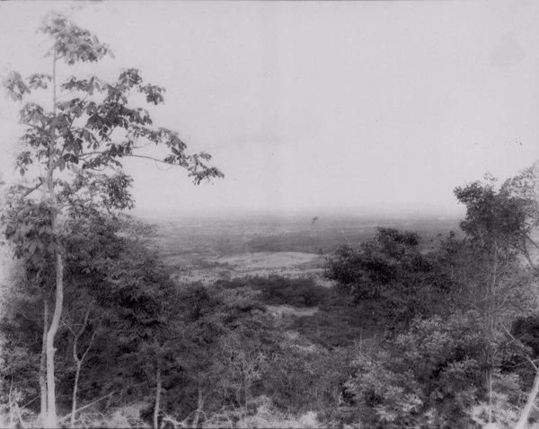 Vale do Cariri na cidade de Barbalha (CE) - jun. 1952
