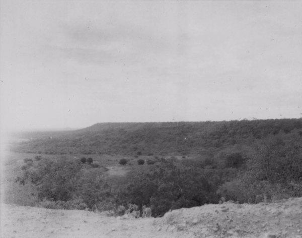 Vale do Jaguaribe em Limoeiro do Norte (CE) - jun. 1952