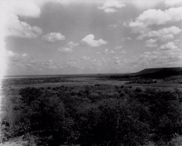 Chapada do Apodi na Vila Bica em Limoeiro do Norte (CE) - 1952
