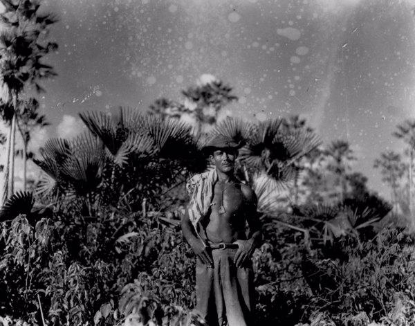 Morador de Limoeiro do Norte (CE) - jun. 1952