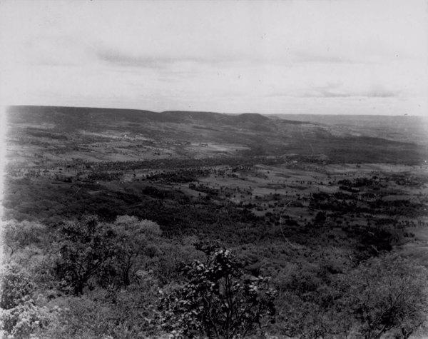 Vale do Cariri em Santana do Cariri (CE) - jun. 1952