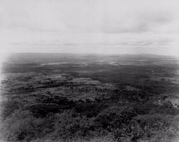 Vale do Cariri no Crato (CE) - jul. 1952
