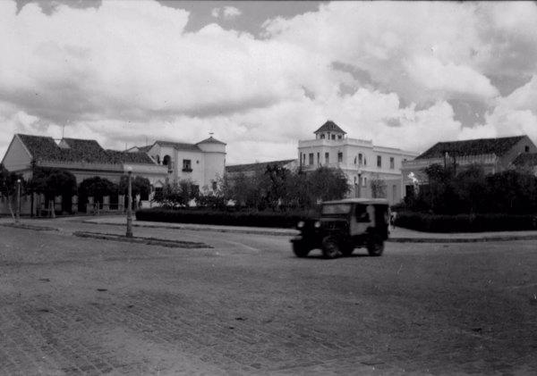 Centro da cidade de Sobral (CE) - 1957