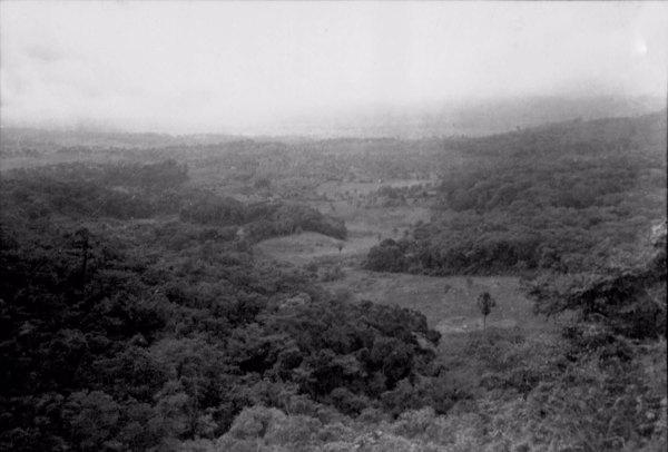 Vale do Cariri na cidade de Barbalha (CE) - 1957