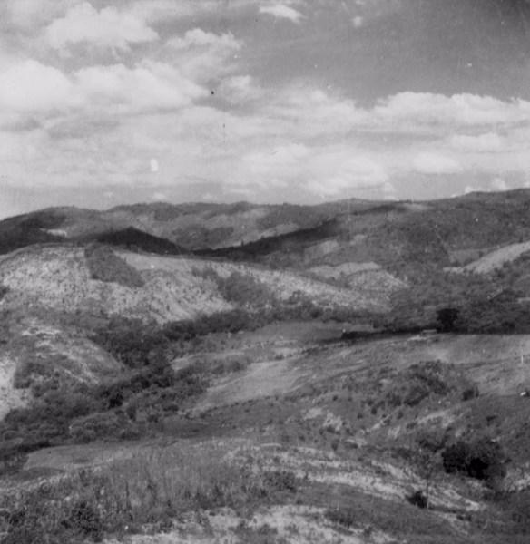 Vale do Cariri em Caririaçu (CE) - fev. 1962