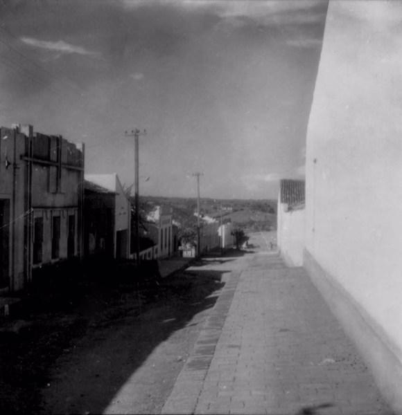 Casas do distrito de Quitaiús em Lavras da Mangabeira (CE) - fev. 1962