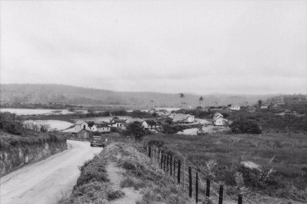 Vista total - Patrimônio da Lagoa (ES) - 1952