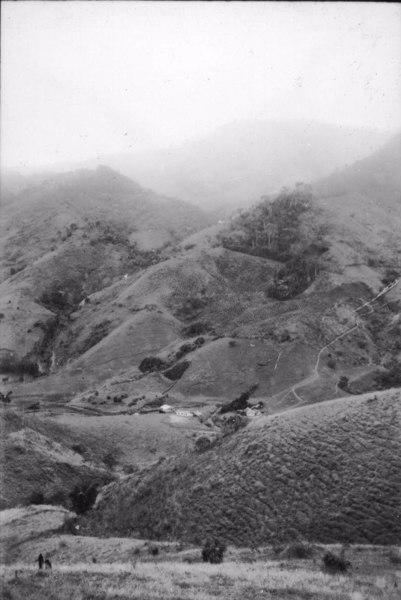 Serra do Canaã, para direita (ES) - 1952