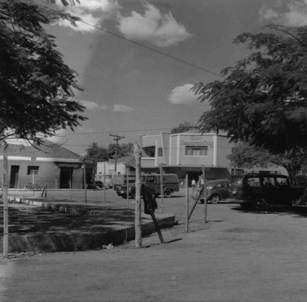 Praça Pedro Chagas : Formosa (GO) - [195-?]