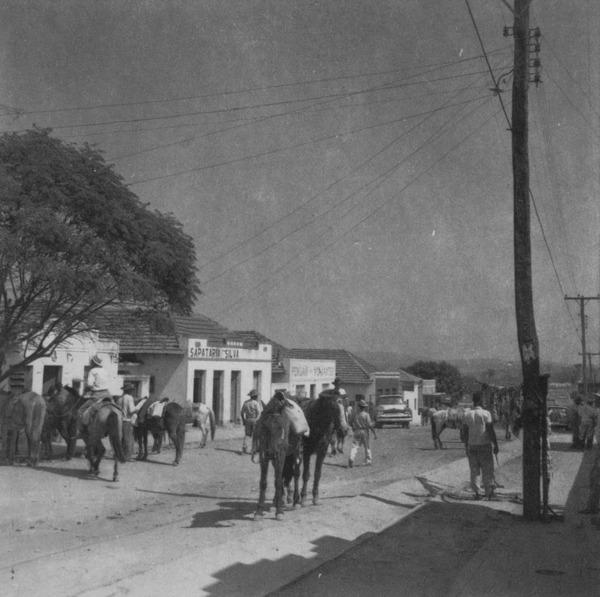 Aspecto do município de Itapuranga (GO) - [196-?]