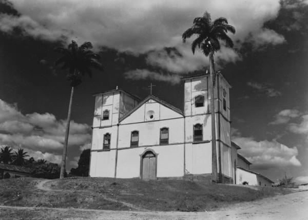 Igreja de Pirenópolis (GO) - 1954
