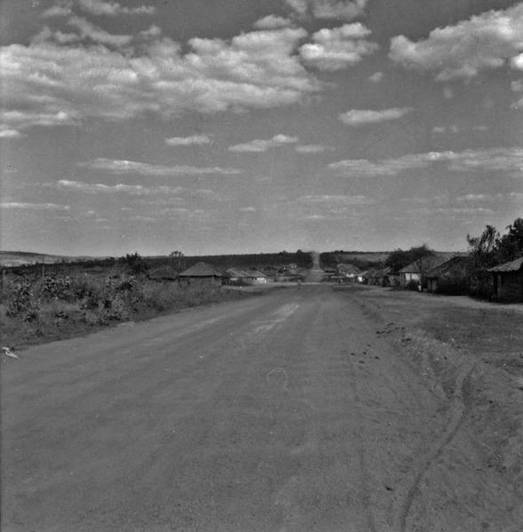 Cidade de Inhumas (GO) - 1968
