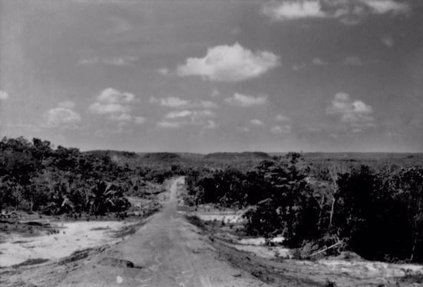 Estrada em Riachão (MA) - 1957