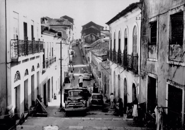 Ladeira em São Luís (MA) - 1957