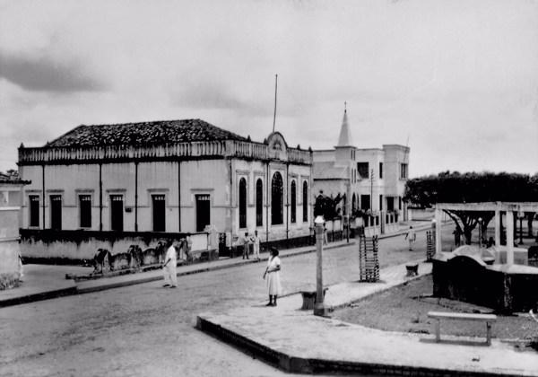 Cidade de Codó (MA) - 1957