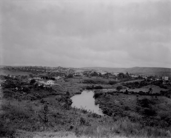 Cidade de Ibiá (MG) - fev. 1952