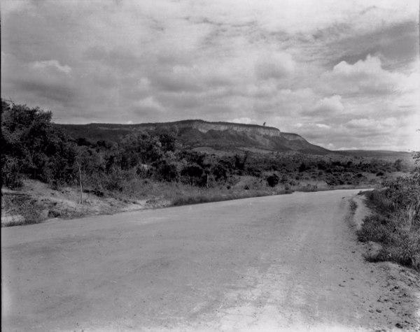 Serras em Catuji (MG) - 1952
