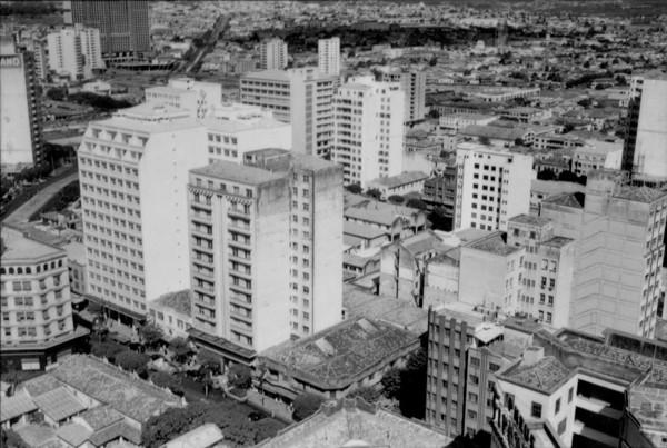 Vista aérea de Belo Horizonte (MG) - 1956