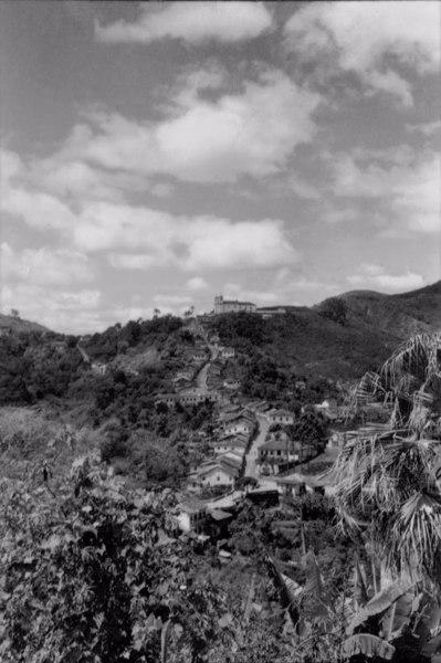 Cidade de Ouro Preto (MG) - 1956