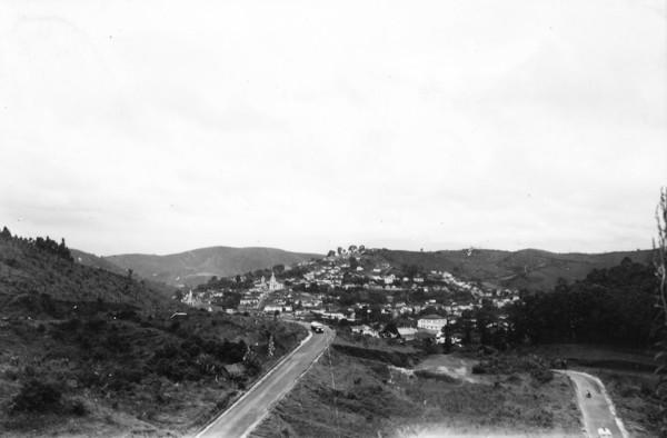 Cidade de Santos Dumont (MG) - 1957