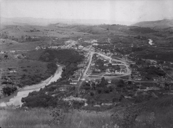 Cidade de Vargem Bonita (MG) - 1954