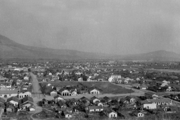 Cidade de Governador Valadares (MG) - 1954