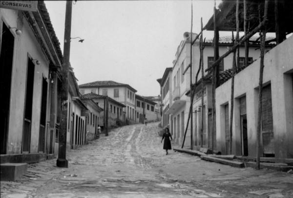 Rua de Peçanha (MG) - set. 1952