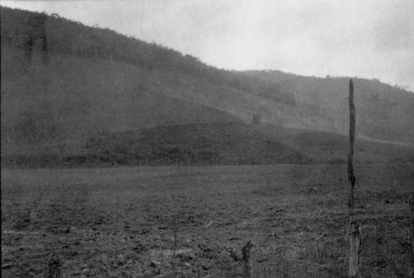Terreno arado em Guanhães (MG) - set. 1952