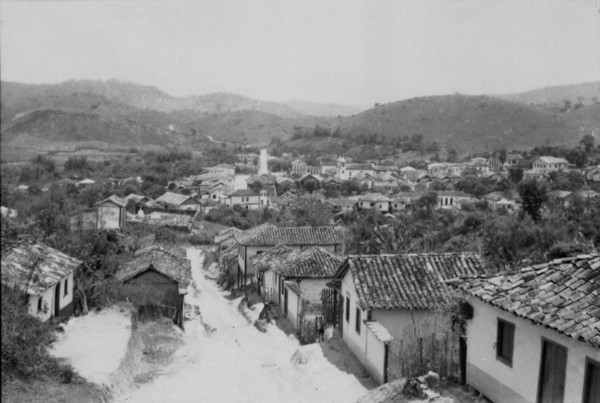 Cidade de Dom Joaquim (MG) - set. 1952