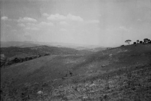 Relevo entre Dom Joaquim e Conceição do Mato Dentro (MG) - set. 1952