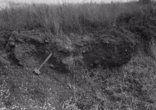 Laterito em Poços de Caldas (MG) - 1958