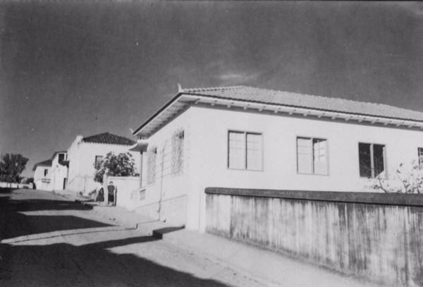 Rua Governador Benedito Valadares : Município de Nepomuceno - 1958