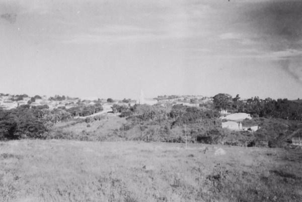 Cidade de Nepomuceno (MG) - 1958