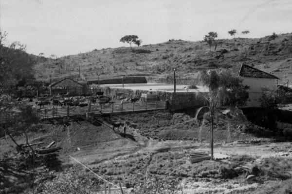 Fazenda do Ipê em Lavras (MG) - 1958