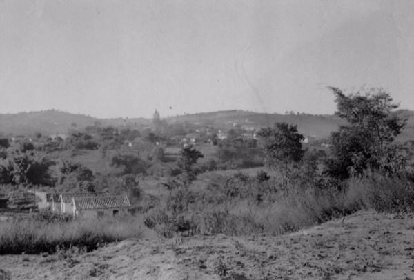 Cidade de Crucilândia (MG) - 1958