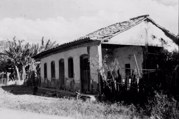 Casa da Quinta do Sumidouro no Distrito de Fidalgo em Pedro Leopoldo (MG) - 1958
