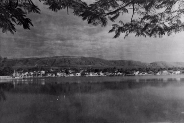Lagoa de Paulino em Sete Lagoas (MG) - 1958