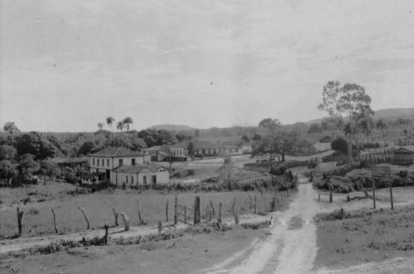 Sede da Fazenda Rasgão (MG) - 1958