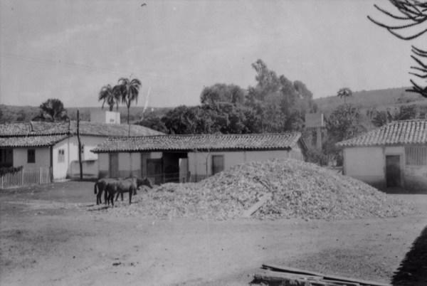 Fazenda Saco dos Cochos (MG) - 1958
