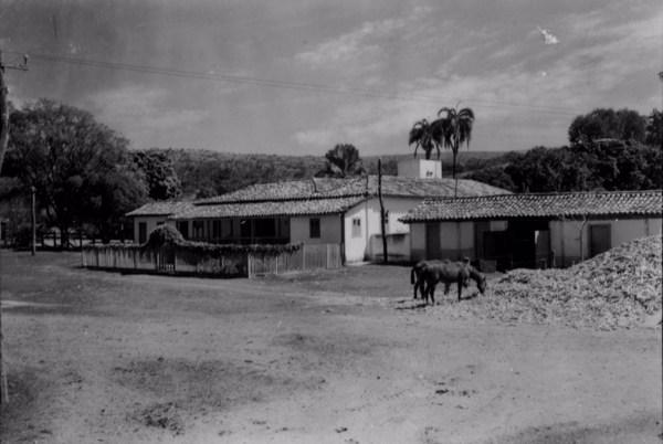Sede da fazenda Saco dos Cochos (MG) - 1958