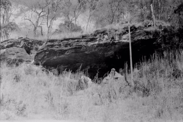 Estrada da Gruta de Maquiné (MG) - 1958