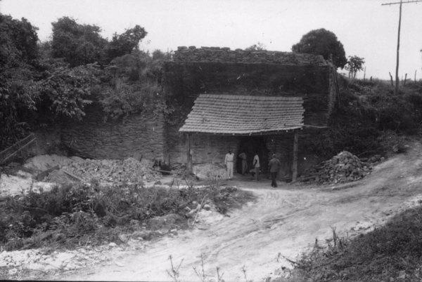 Fazenda da Cobiça em Matozinhos (MG) - 1958