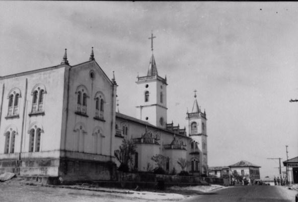 Igreja de Bom Jesus em Matozinhos (MG) - 1958