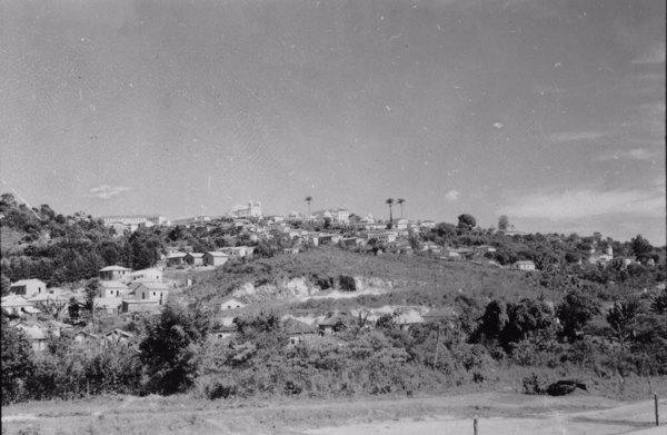 Cidade de Congonhas do Campo (MG) - 1958