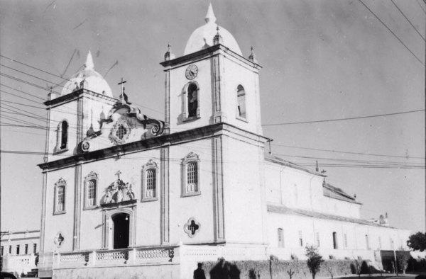 Igreja Matriz de Nossa Senhora da Piedade (MG) - 1958